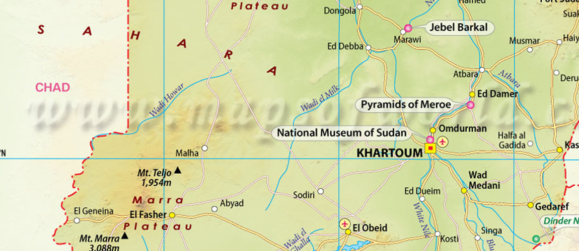 """Knowing Sudan"""" session to be held in Peace Sprit Foundation."""""""