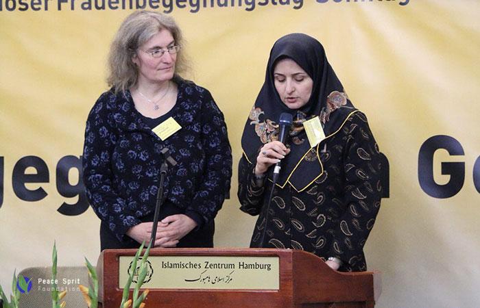 6th Interreligious Dialogue of Women in Hamburg