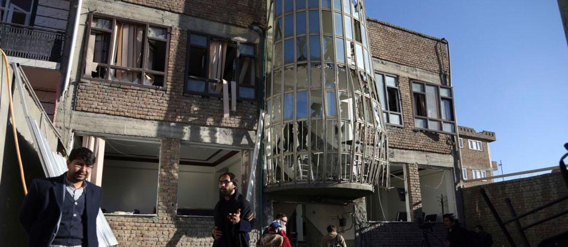 ISIL bombing in Kabul kills 40, injures 31