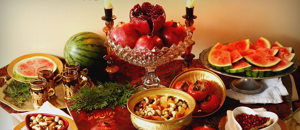 Yalda Night; when sun overcomes darkness
