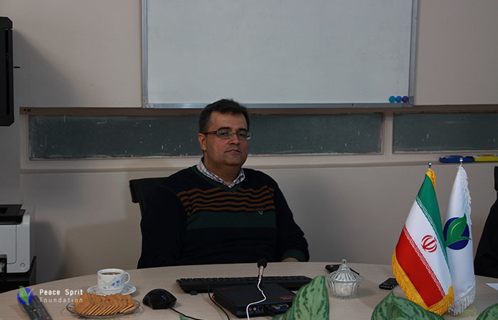 Iranian academician talks on Australia