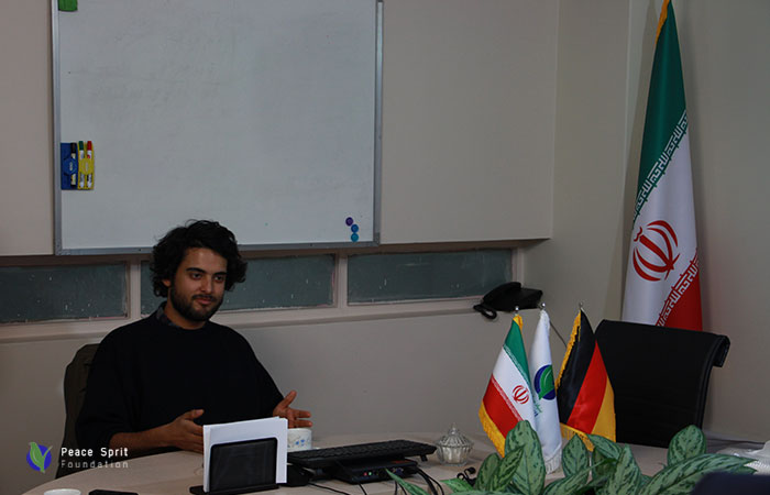 PSF hosts German guest