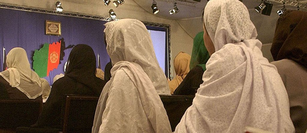 Women to participate in talks with Taliban – Afghan Pres.