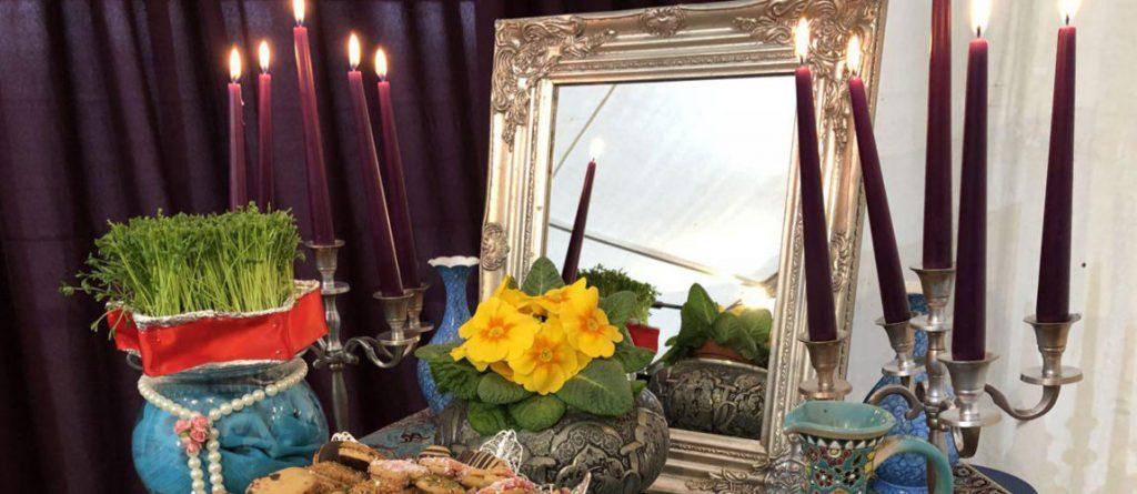 Nouruz celebration in Hamburg