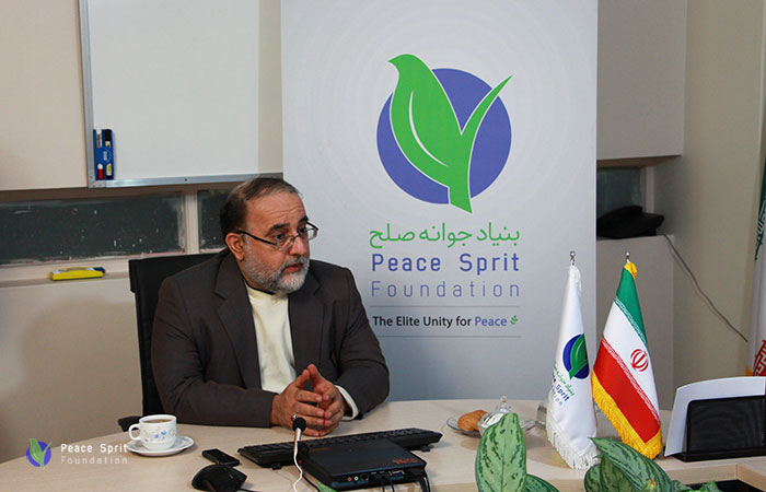 Meeting with peace activists: PSVCW