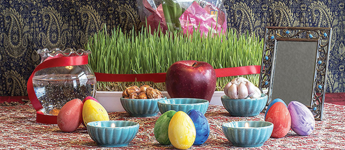 Nowruz, celebration of spring and renewal