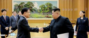 Iran hails Korean summit, warns of US provocation