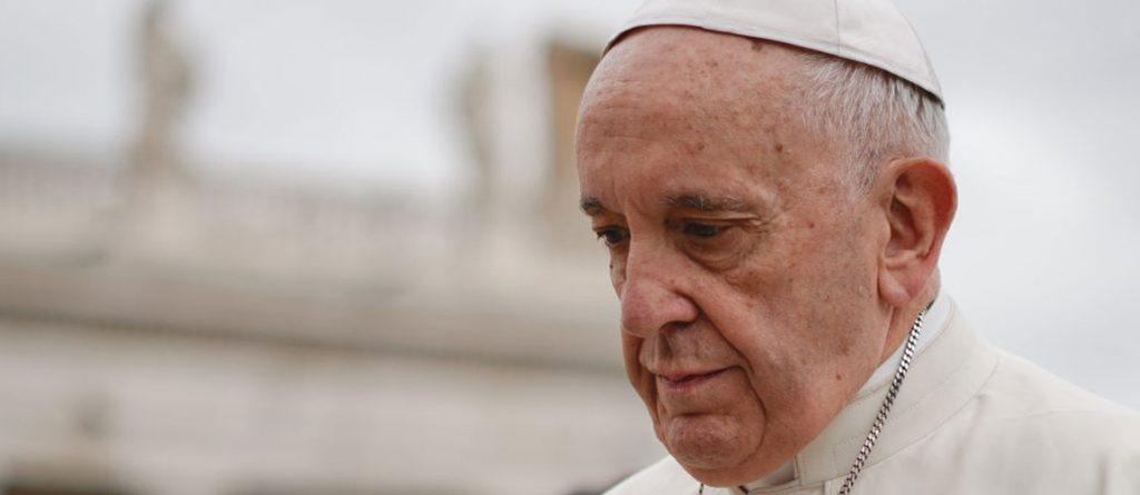 Pope expresses 'great sorrow' over Gaza killings