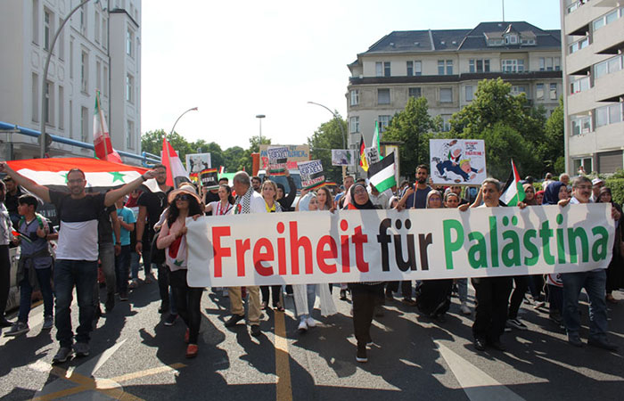 Al-Quds Day in Berlin