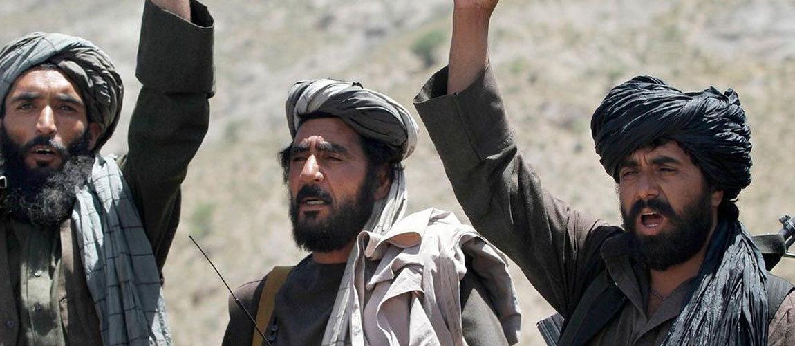 Taliban says it has held talks with US for peace in Afghanistan